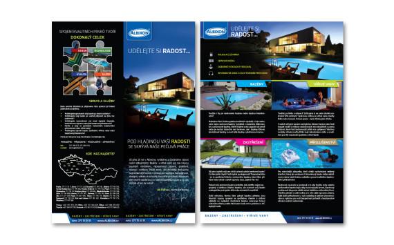 Albixon - propagační brožura