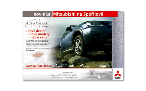 Autopalace Spořilov inzerce